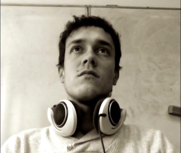 Давид Пуарье-Кино ответственный за виртуальный проект в рамках Ghost Orchestra Project