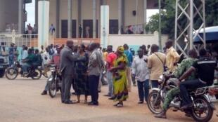 Le tribunal de Lomé, au Togo (photo d'illustration).