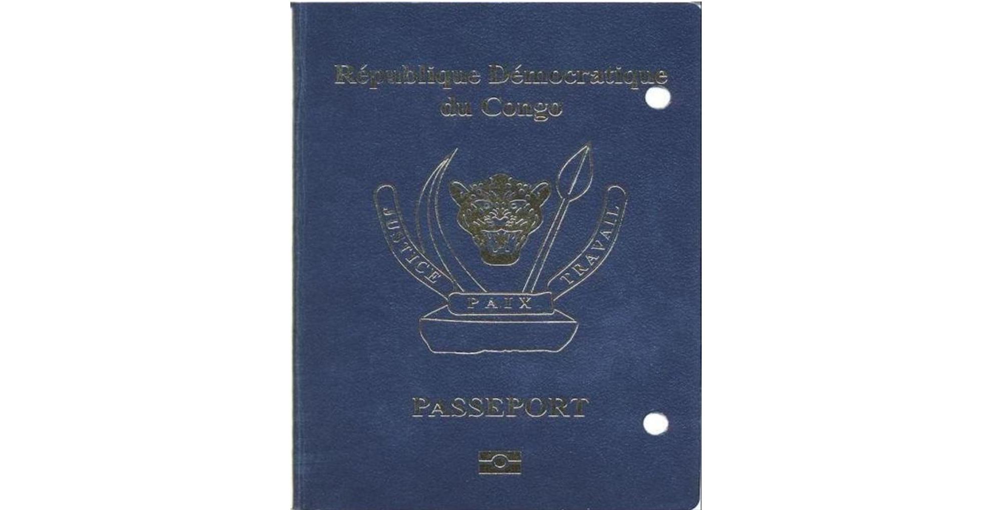 Un passeport congolais. Depuis plusieurs jours, la question de la nationalité anime les débats et divise en RDC.