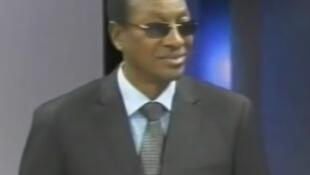 Waziri mkuu mpya wa DRC Bruno Tshibala.