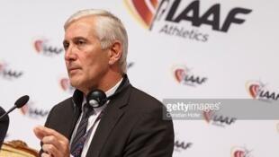 Rune Anderson shugaban kamitin sa`ido kan da`a a wasannin motsa jiki, na hukumar shirya wasannin ta duniya IAAF