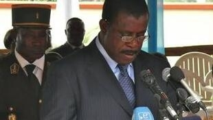 Cameroon's former Prime Minister Ephraïm Inoni