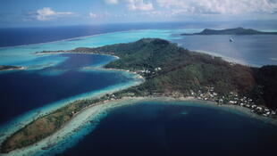Tahiti (Polynésie française).