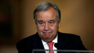 Antonio Guterres succédera le 1er janvier 2017 à Ban Ki-moon, en fonction depuis 2007, au poste de secrétaire général de l'ONU.