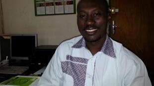 Drabo Paulin, agronome de formation, responsable de l'unité d'appui agro-économique au sein de la fédération nationale des groupements naam au Burkina Faso.