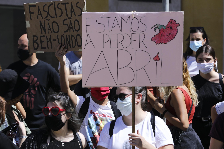 antifascistas