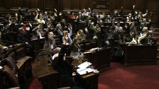 Deputados uruguaios aprovaram na quarta-feira, 31 de julho de 2013, projeto de lei que legaliza a maconha no país