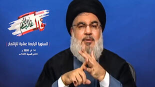 "Hezbollah leader Hassan Nasrallah says he does not ""feel concerned"" by a verdict expect from a UN tribunal on the 2005 murder of former Lebanese premier Rafic Hariri, although the defendants are all alleged members of his Iran-backed group"