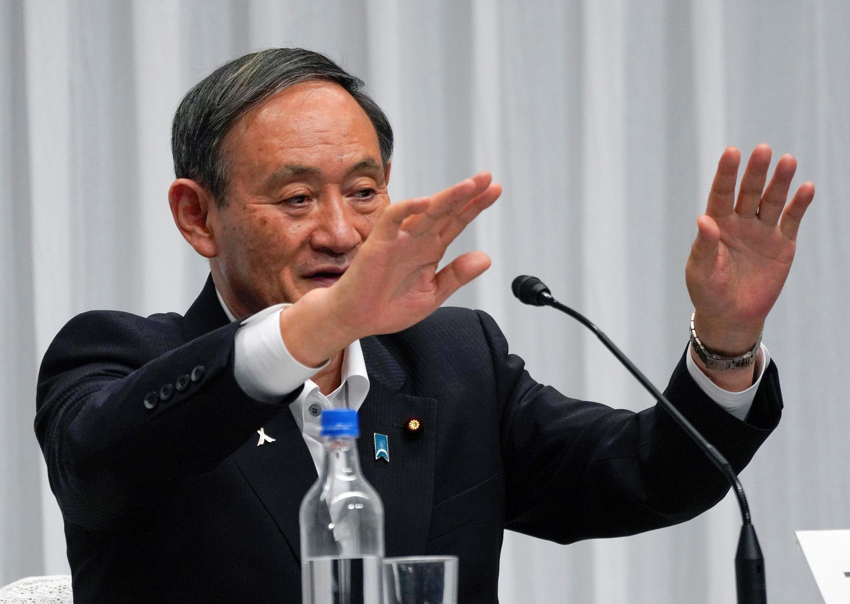 Yoshihide Suga a été choisi pour succéder à Shinzo Abe au poste de Premier ministre du Japon, le 14 septembre 2020.