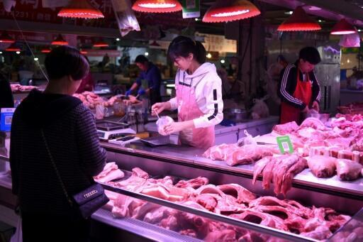 The swine fever outbreak has decimated China's pig herd and sent pork prices soaring.