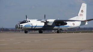 Российский военный самолет авианаблюдения Ан-30