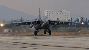 Le Sukhoï 34 de l'armée russe aurait violé l'espace aérien turc le 29 janvier près de la frontière syrienne, selon Ankara.