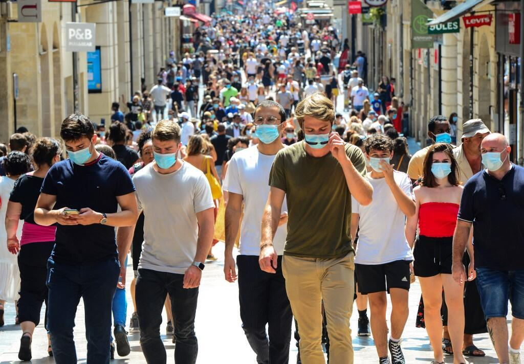 France's Council of State has upheld the mandatory wearing of protective face masks in Strasbourg and Lyon, where citizens' groups had issued legal challenges to some of the restrictive measures.