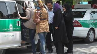 طرح مبارزه با بدحجابی در تهران