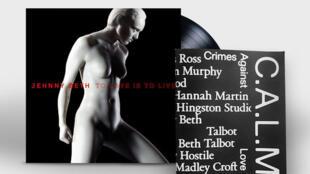 Jehnny Beth, l'artiste française qui cartonne à Londres, est dans les bacs avec l'album «To Love is to Live». (Capture d'écran)