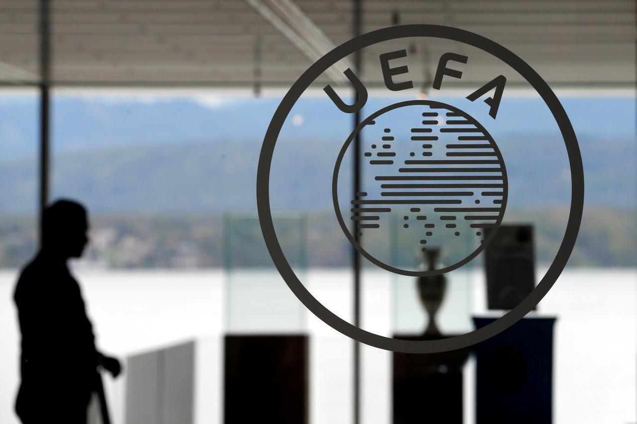 Harabar hedikwatar hukumar kwallon kafa ta nahiyar Turai UEFA a birnin Nyon da ke kasar Switzerland.