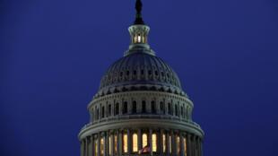 Le Capitole, siège du Sénat américain.