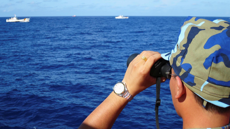 Vietnam - Bien Dong - Haiyang Shiyou 981 - Mer de Chine méridionale