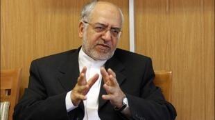 محمدرضا نعمتزاده وزیر صنعت معدن و تجارت