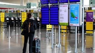 Espanha aeroporto