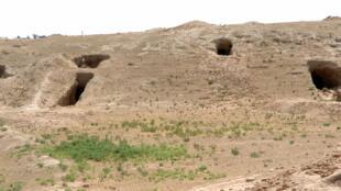 تل عجاجه، تپه باستانی در شمالشرقی سوریه