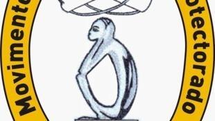Logótipo do Movimento do Protectorado da Lunda Tchokwe