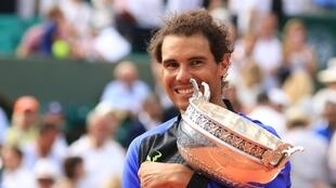 Rafael Nadal beat Stan Wawrinka in straight sets to win the 2017 French Open title. It was his 10th success at the tournament.