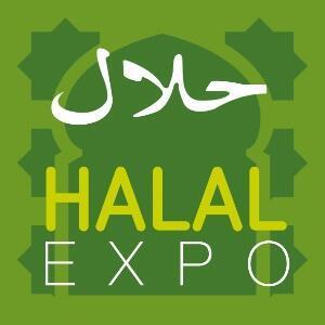 Logo de la Feria Halal.