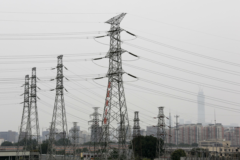 chine électricité