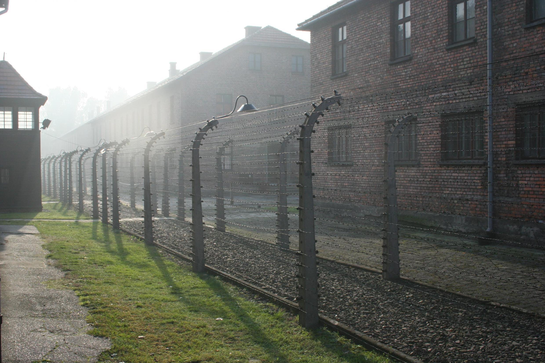 Auschwitz main camp.