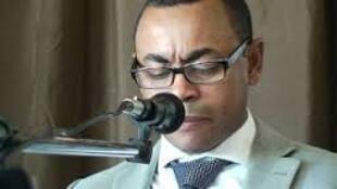 Na imagem, Emanuel Barbosa, Coordenador caboverdeano do MpD, em Portugal.