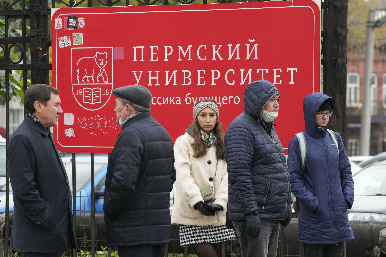 Russia Shooting