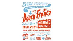Couverture du livre «Douce France».