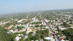The town of San Fernando