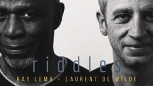 Pochette de l'album «Riddles» de Ray Lema et Laurent De Wilde.