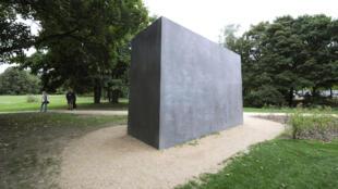 Memorial em homenagem às vítimas do nazismo em Berlim