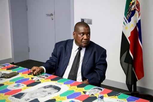 Ossufo Momade, presidente da Renamo.