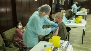 Vaccin Covid-19 Nis Serbie