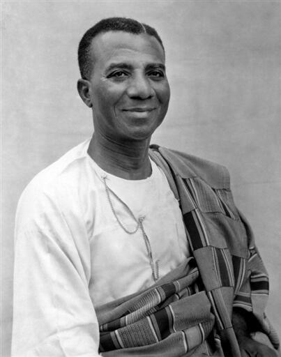 Sylvanus Olympio a été très actif dans les négociations avec la France pour l'accession à l'indépendance du Togo (27 avril 1960). Il en sera le président de 1961 au 13 janvier 1963, date de son assassinat dans un putsch mené par Gnassingbé Eyadema.