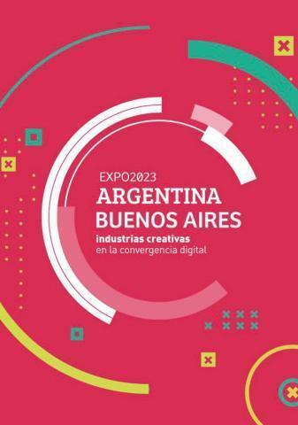 Cartel de la candidatura de Buenos Aires