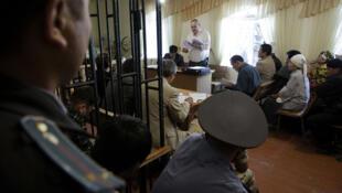 В киргизском суде