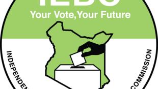 Nembo ya Tume huru ya uchaguzi nchini Kenya IEBC