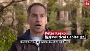 匈牙利智庫Political Capital主任Peter Kreko