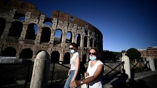 The Lazio region around Italian capital Rome has been especially hard hit