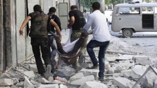 Mais de 300 pessoas morreram nesta quarta-feira na Síria