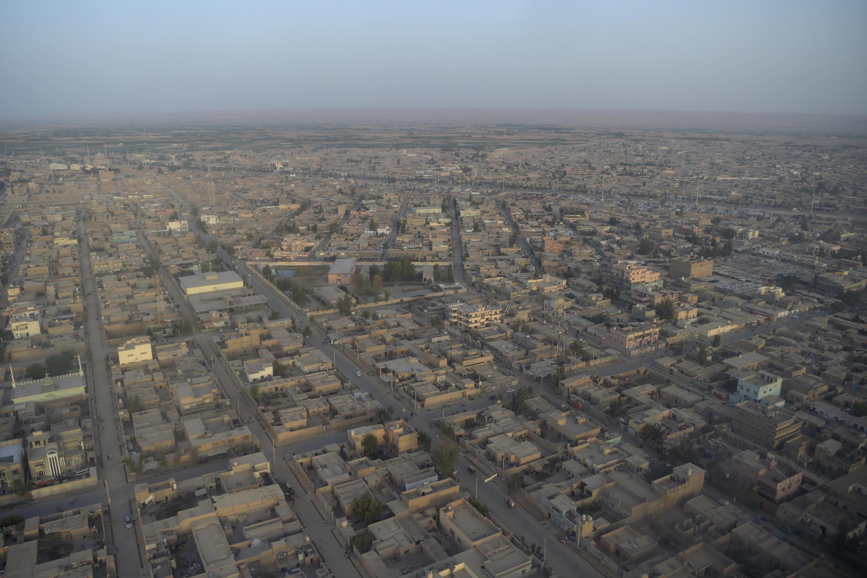 Lashkar Gah is the capital city of Afghanistan's Helmand province, where violence has flared again after an Eid ceasefire