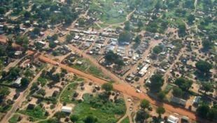 Mji mkuu wa Sudani Kusini Juba.