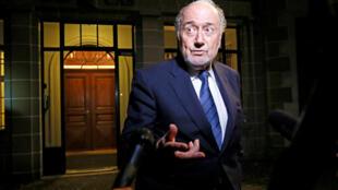 Sepp Blatter, tsohon shugaban Hukumar Kwallon Kafa ta Duniya