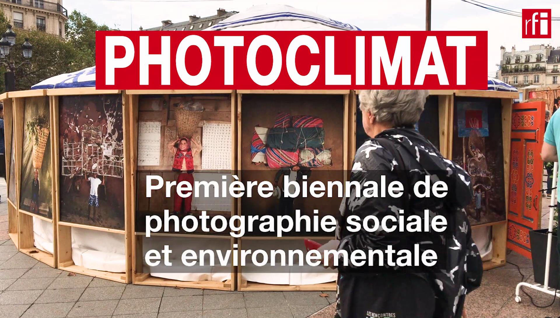 Photoclimat 2021, la première biennale de photographie sociale et environnementale
