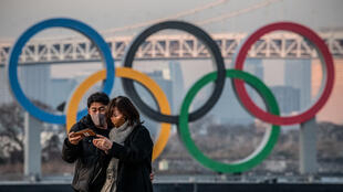 olympics CARL COURT -GETTY IMAGES